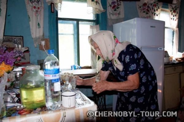 Самосёлка Ганна из Парышева